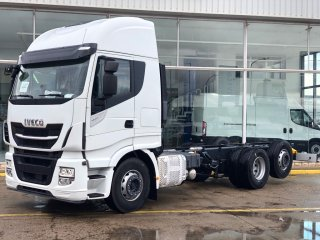 Chassis IVECO AS260S46Y/PS 6x2
