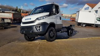 Chasis IVECO 70S18HW 4x4