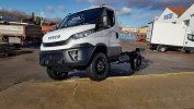 Chassis IVECO 70S18HW 4x4