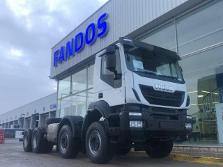 Tipper truck IVECO AD410T50 Euro6