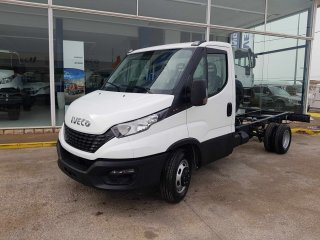 Chasis IVECO 35C16H 3.0 3750 MY2019 nueva