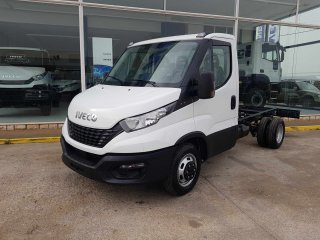 Chasis IVECO 35C16H 3.0 3450 MY2019 nueva