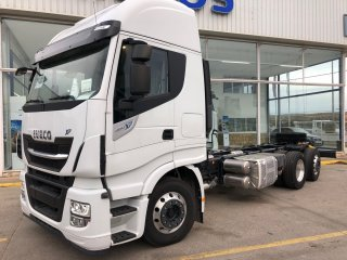 Chassis IVECO AS260S46Y/FS HW CM 6x2