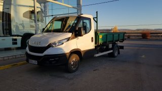 Chasis IVECO 50C16H 3.0 MY2019 nueva