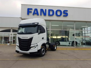Tractor unit IVECO X-WAY AS440S51TP