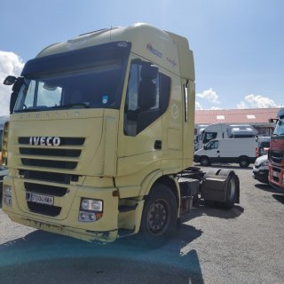 Tractor unit IVECO AS440S46TP CUBE