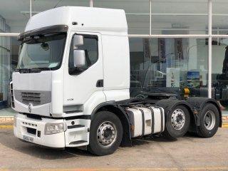 Tractor unit Renault Premium 450.26T 6x2