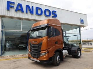 Tractor unit IVECO X-WAY AS440S46TP