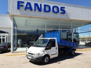 Volquete/Dumper Ford Transit basculante