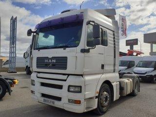 Tractor unit MAN TGA 18.480