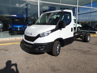 Chasis IVECO 35C18H 3750 MY2019 nueva
