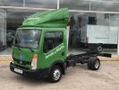 Chassis Nissan Cabstar 35.13