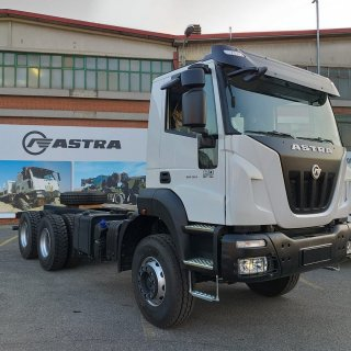 Chassis Astra HD9 64.50 Euro 6 6x4