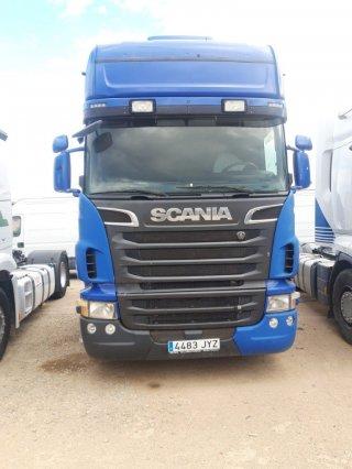 Tractor unit Scania R500