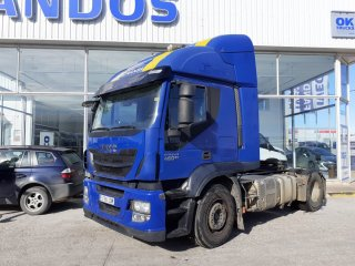 Tractora IVECO AT440S46TP Hi Road Manual