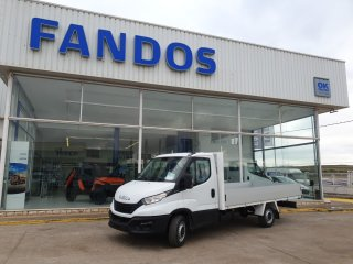 Chasis IVECO 35S16H 3750 MY2019 nueva