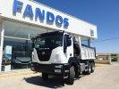 Tipper truck Astra HD9 64.45 Euro 6 6x4 con volquete CANTONI