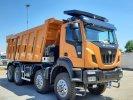 Tipper truck Astra HD9 86.50 Euro 6 8x6 Cantoni 22m3