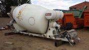Mixer truck  Barybal 8m3