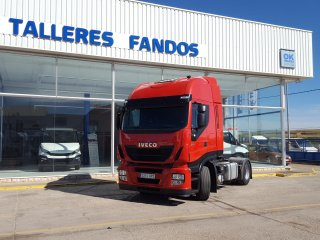 Tractor unit IVECO AS440S42TP Hi Way