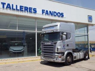 Tractora Scania R420 Euro4