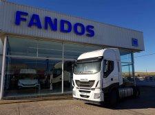 Tractora IVECO Hi Way AS440S48T/P Euro 6