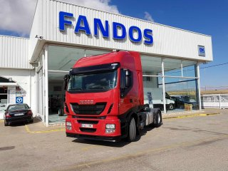 Tractora IVECO AS440S42TP Hi Way 2014