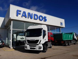 Tractor unit IVECO Hi Way AS440S46T/P EEV