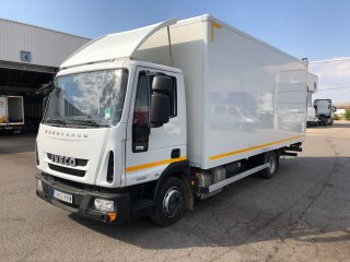 Closed box IVECO ML75E21/P