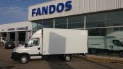 Closed box IVECO 35C15 20m3