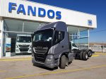 Chasis IVECO AS440S46Y/PS. 6x2