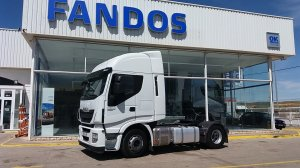 Tractora IVECO Hi Way AS440S46T/P Euro6 ADR