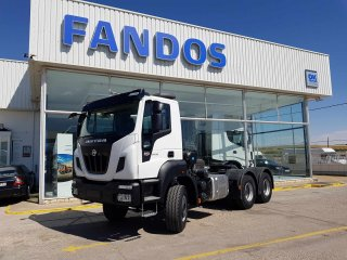 Tractor unit Astra HD9 64.50 Euro 6 6x4 130tn