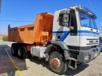 Tipper truck IVECO MP380E44W 6x6