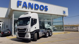 Tractor unit IVECO   IVECO AS440S57TZ/P HW EVO