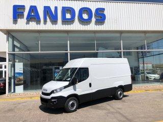 Furgón IVECO 35S14SV 12m3 nueva