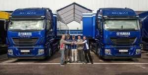 Iveco y Yamaha Factory Racing