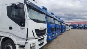 Nueva entrada en el stock:  30 Cabezas tractoras de ocasión IVECO Hi Way