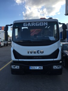 Entrega de camión nuevo IVECO Eurocargo ML120E25/P