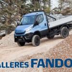 nueva iveco daily 2016 Euro 6 en Talleres Fandos Teruel _011