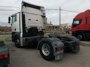 Entrega de cabeza tractora MAN TGA 440.18 para Rumanía.