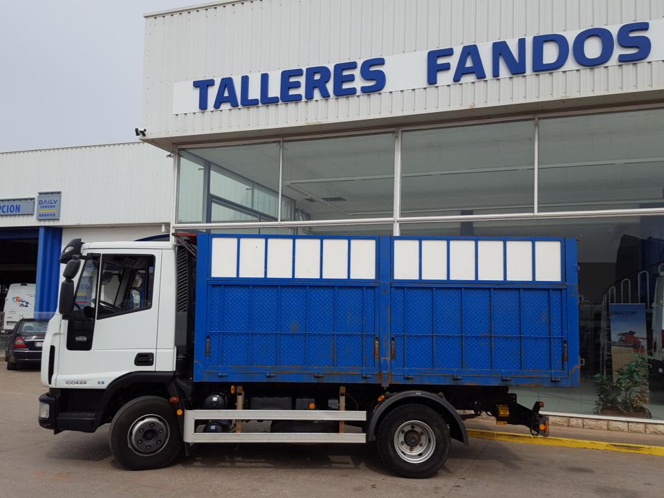 Nueva entrada en el stock eurocargo ml100e22k talleres fandostalleres fandos - Coches por 100 euros al mes sin entrada ...