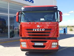 Tractora IVECO AS440S42TP automático con intarder