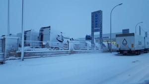 Nieve en Teruel, Talleres Fandos.
