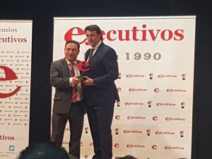 TALLERES FANDOS, ha sido galardonado con el premio EJECUTIVOS DEL AÑO DE ARAGON en la categoría de Estrategia Empresarial_2.