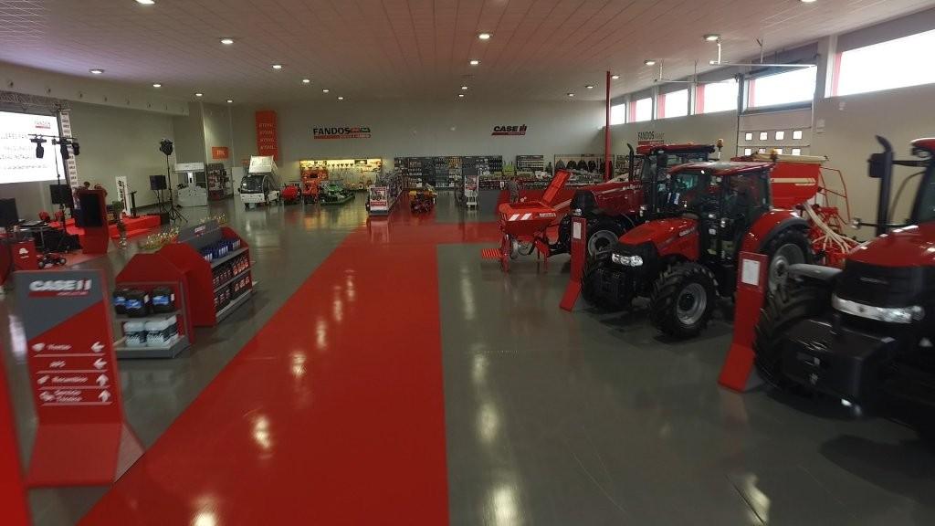 Fandos Agricultura Sede de Teruel