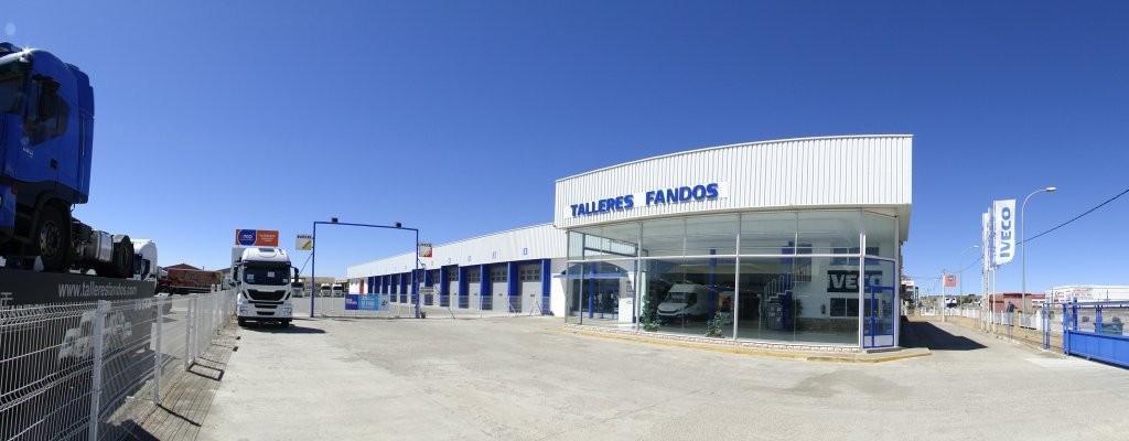 Talleres Fandos ASTRA España, Teruel.