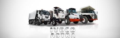 Gama Iveco ASTRA España