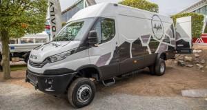 Iveco-Daily-4x4-2019-IAA-Hannover-Nutzfahrzeuge Talleres Fandos