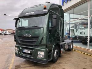 Entrega tractora IVECO AS440S46TP